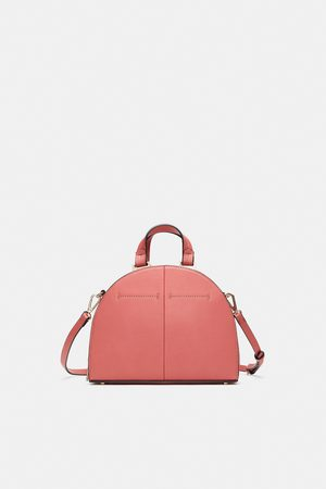 Zara FASHION BOWLING BAG