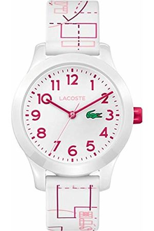 Lacoste Unisex-Child Analogue Classic Quartz Watch with Silicone Strap 2030009