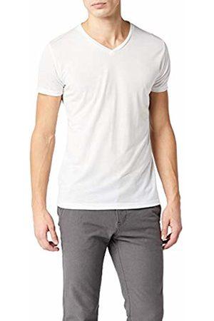 Trigema Men's T-Shirt - - Weiß (weiss 001) - Medium
