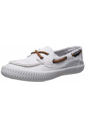 Sperry Top-Sider Women's Sayel Away Washed Low-Top Sneakers