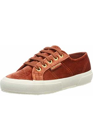 Superga Women's 2750-velvetchenillew Gymnastics Shoes, ( Tabasco 417)