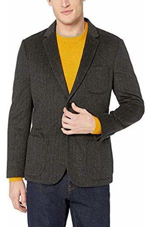 Goodthreads Men's Slim-Fit Wool Blazer, Charcoal