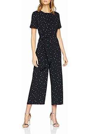warehouse Women's Estella Star Print Jumpsuit, ( Pattern 99)