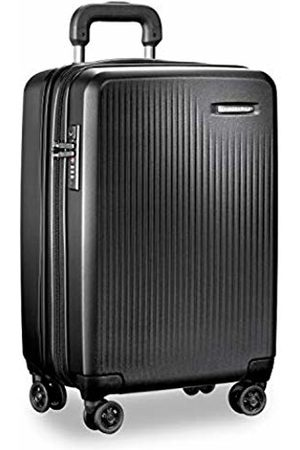 Briggs & Riley Sympatico Domestic Carry-On Expandable Spinner Hand Luggage, 56 cm