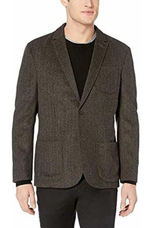 Goodthreads Men's Standard-Fit Wool Blazer, tan
