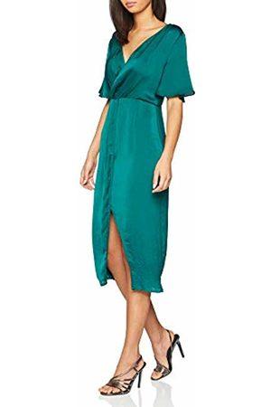 Glamorous Women's Ladies Emerald Evening Dress (Dark Dge)