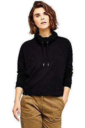 find. Soft Drape Funnel Neck Sweatshirt