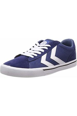 Hummel Unisex Adults' Nile Canvas Low-Top Sneakers