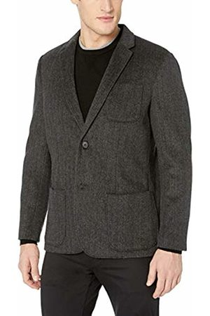 Goodthreads Men's Standard-Fit Wool Blazer, Charcoal
