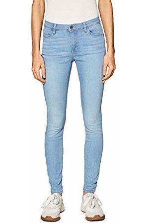 Esprit Women's 998cc1b821 Skinny Jeans, ( Bleached 904)