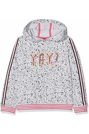 s.Oliver Girl's 53.901.41.4107 Sweatshirt, ( Melange Placed PRT 01b1)