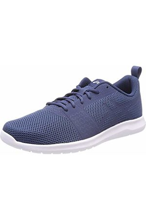 Asics Men's Kanmei MX Running Shoes, Blu Dark /