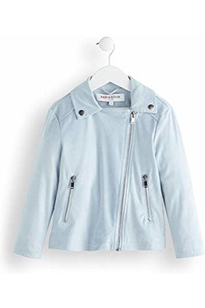 RED WAGON Girl's Suedette Biker Jacket Coat