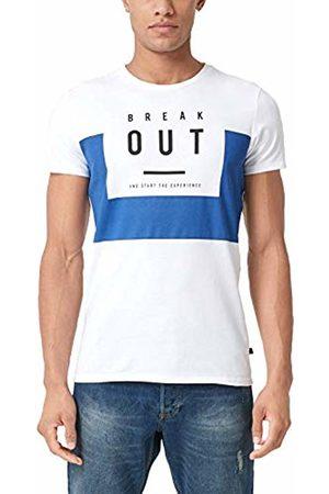 s.Oliver Men's 40.901.32.5234 T-Shirt, ( 0100)