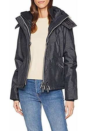 Superdry Women's Hooded Fur Winter Windattacker Sports Jacket