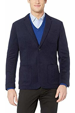 Goodthreads Men's Slim-Fit Wool Blazer, Navy