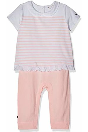 Tommy Hilfiger Baby Combi Stripe Coverall S/s Footies