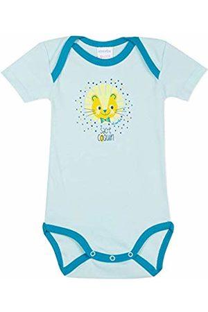 ABSORBA Baby Boys' 6n60003-ra50body Bodysuit, (Lagoon 50)