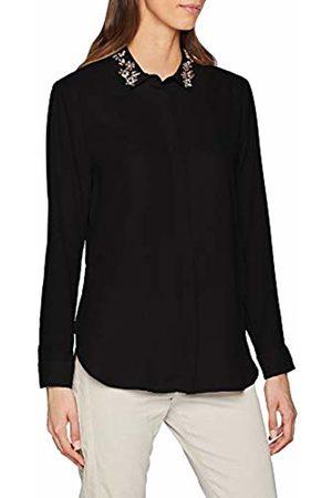 warehouse Women's Embellished Collar Shirt
