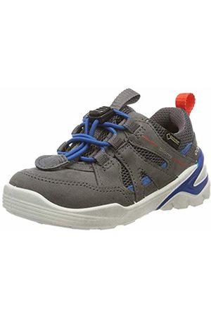 63a8486b1e81 Ecco Boys  Biom Vojage Low-Top Sneakers (Titanium Olympian 51244) 9.5