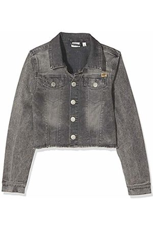 Name it Girl's Nkftaclika DNM 5155 Jacket (Medium Denim)
