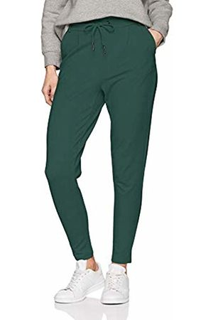 Noisy May Women's Nmpower Nw Pants Noos Trouser, (Mallard )