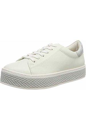s.Oliver Women's 5-5-23636-22 Low-Top Sneakers, ( 100)