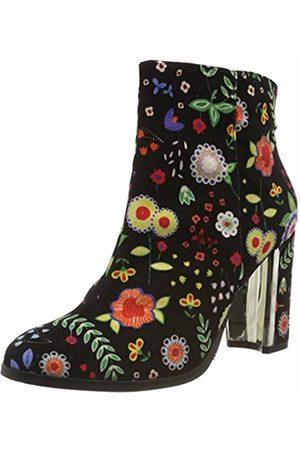 CUPLÉ Women's Botin Flores Ankle Boots
