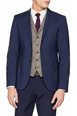 s.Oliver Men's 02.899.54.4419 Suit Jacket, (Dark 5884)