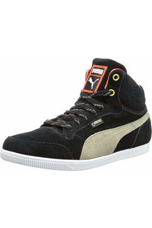 Puma Womens Glyde Court GTX® Wn's Hi-Top Sneakers Schwarz ( -fallen rock 02) Size: 4.5