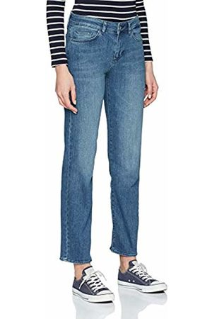 SEVEN7 Women's Nataly Straight Jeans, ( Ind 001)