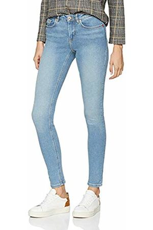 Scotch&Soda Maison Women's La Bohemienne-Highest Blauw Straight Jeans, 2605