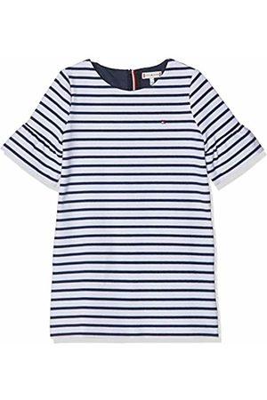 Tommy Hilfiger Girl's Essential Stripe Shift Dress S/s