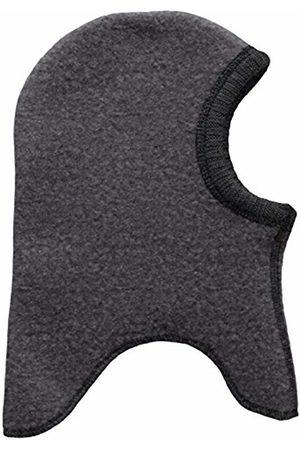 Mikk-Line Baby Wool Kapuzenmütze Hat, (Melange 916)