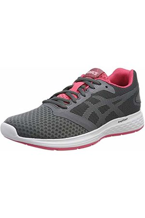 Asics Women's Patriot 10 Running Shoes, (Steel / 022)
