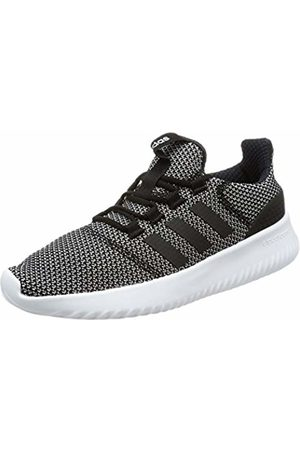 adidas Men's Cloudfoam Ultimate Running Shoes, Core /FTWR