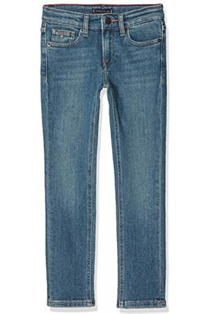 Tommy Hilfiger Boy's Scanton Slim Cebst Jeans, (Cedar Stretch 911)