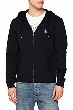 Original Penguin Men's Zip Through Hoodie, (True )