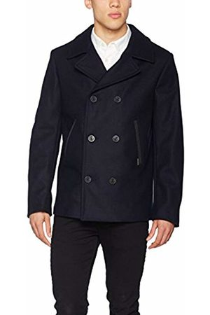 Armor.lux Men's Caban Bicolore Coat