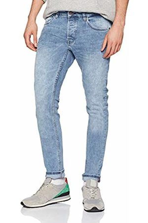 Only & Sons Men's Onsspun Washed Dcc 2049 Noos Slim Jeans, Denim