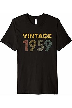60th Birthday Gift Idea Vintage 1959 T Shirt Men Women