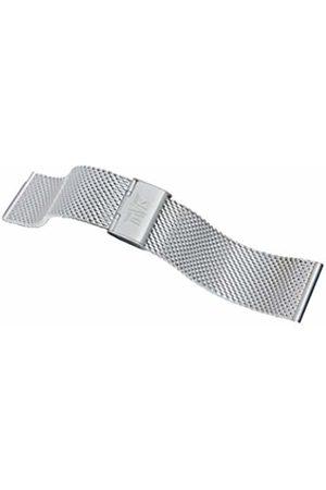 Davis B0810 20mm B0810 20mm - Watch StrapsUnisex AdultStainless SteelBand Colour: SilverBuckle