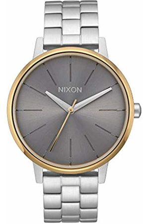 Nixon Women's Analogue Quartz Watch with Stainless Steel Strap A099-2477-00