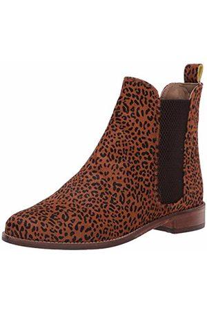 Joules Women's Westbourne Luxe Chelsea Boots, Ocelot
