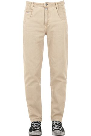 INFINITE ARCHIVES X GUESS JEANS U.S.A. Ia Straight Denim Jeans W/ Darts