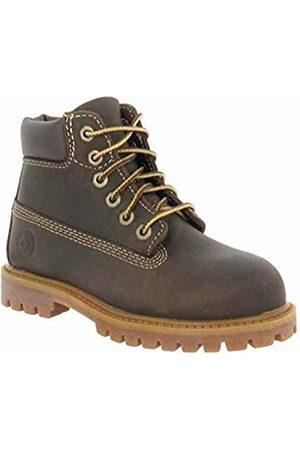 Timberland Authenic Waterproof, Boy's Boots, Marron (Rust Smooth)