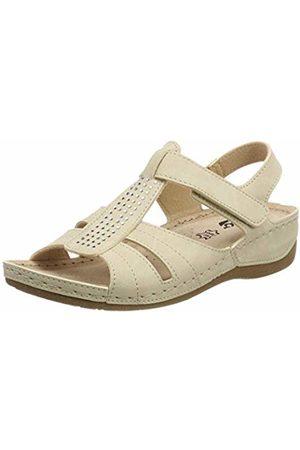 LICO Women's Casoria Ankle Strap Sandals
