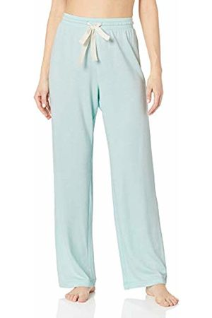 Amazon Essentials Women's Standard Lounge Terry Pant, Aqua