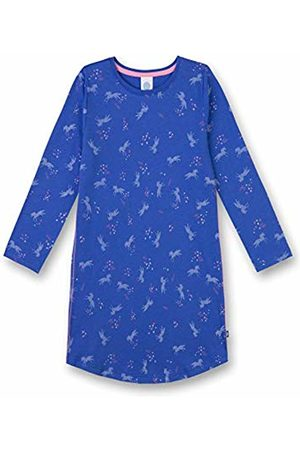 Sanetta Girl's Sleepshirt Nightie, (Cornflower 5357)