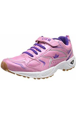 LICO Women's Bob Vs Multisport Indoor Shoes, Rosa/Lila